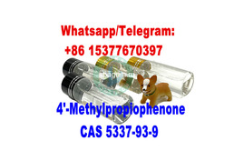 4'-Methylpropiophenone CAS 5337-93-9 with safety delivery
