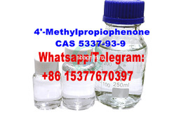 Best price 4'-Methylpropiophenone CAS 5337-93-9 with large stock